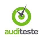 Logo da Auditeste