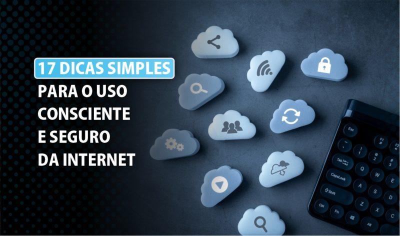 uso consciente e seguro da internet