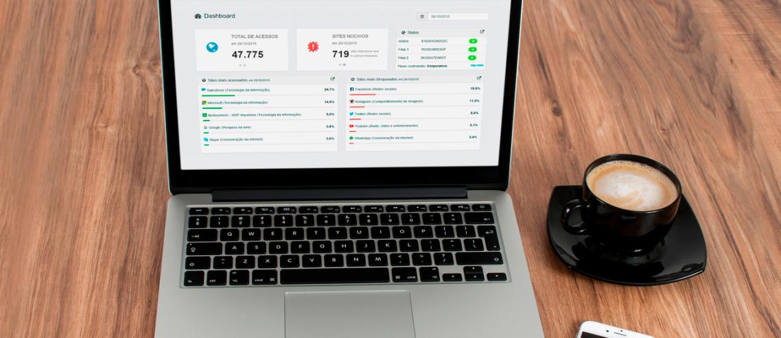 Importância da segurança e do controle do acesso à internet nas empresas