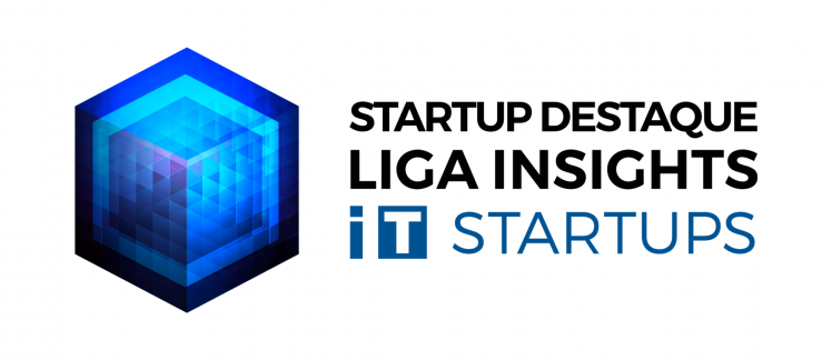 Selo Startup Destaque Liga Insights IT Startups