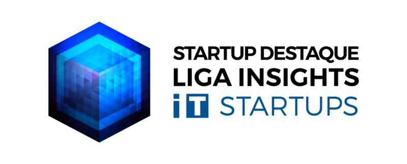 Selo Startup Destaque Liga Insights IT Startups