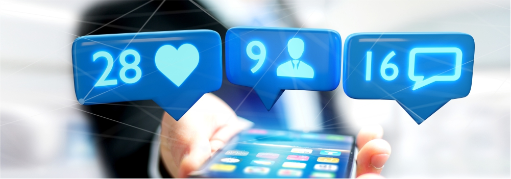 Redes sociais no trabalho