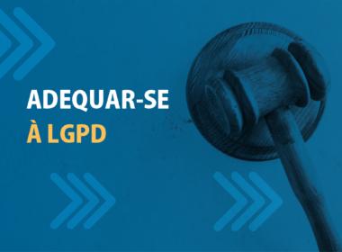 adequar-se à LGPD