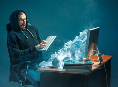 segurança de e-mail