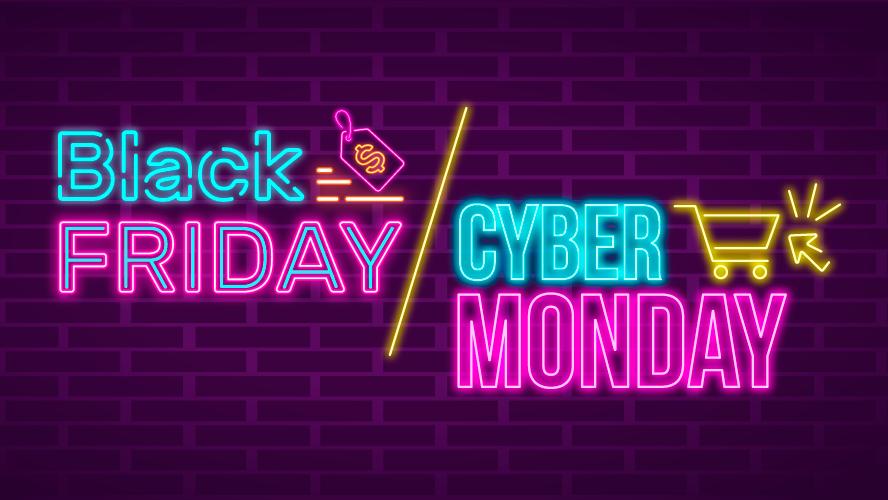 Saiba como proteger a sua empresa das ameaças durante a Black Friday e Cyber Monday
